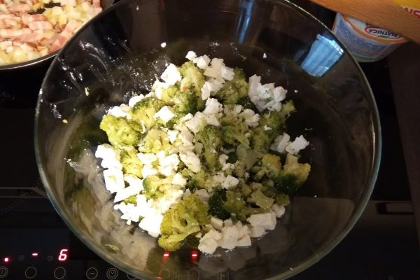 Ser i brokuły
