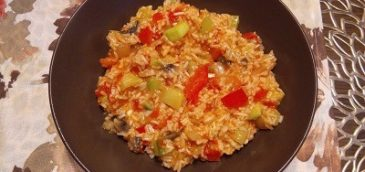 Ryż basmati z dodatkami