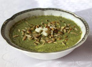 Zupa szpinak 2 – male