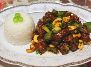 Kurczak z warzywami CHINA
