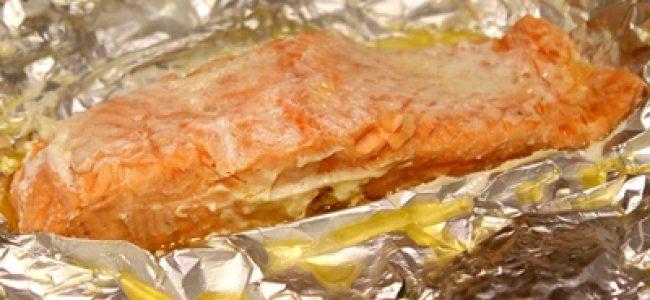 Sposób na delikatnego łososia z piekarnika