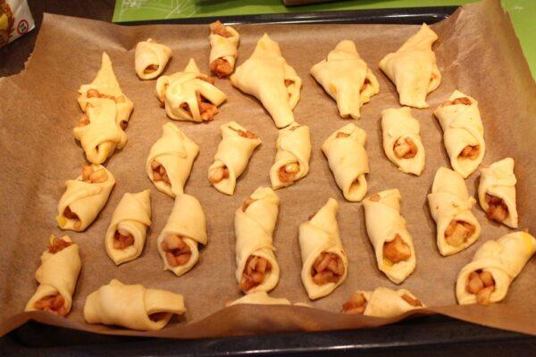 Przygotowanie do pieczenia