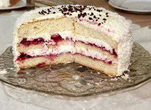 Przecięty tort