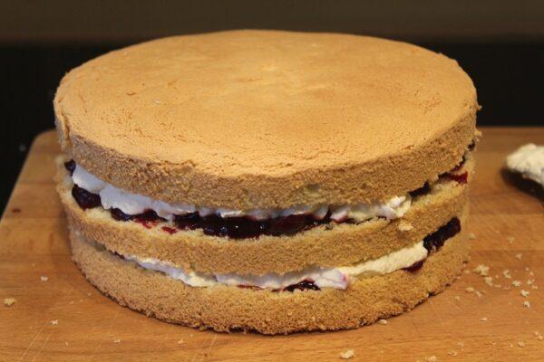 Składanie tortu 2