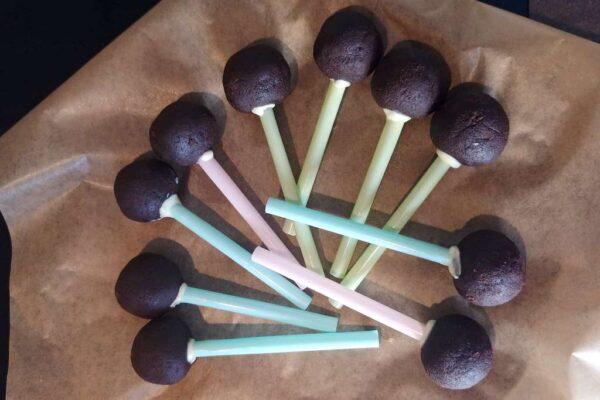 Składanie Cake Pops