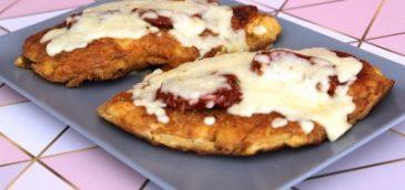 Filet z kurczaka w puszystej panierce